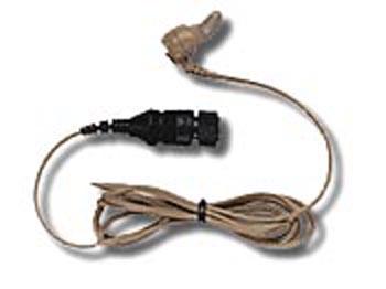 vue du MOTOROLA Micro beige auriculaire à induction GP