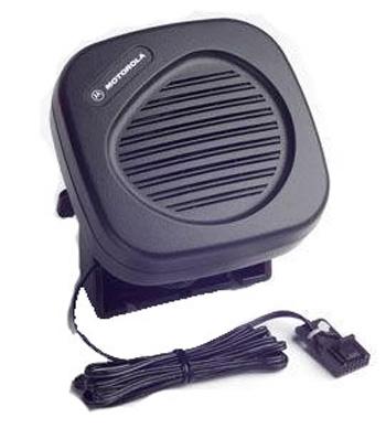 vue du MOTOROLA Haut-parleur 13 watts - 3.2 ohms pur adaptateur de véhicule GP 330-380