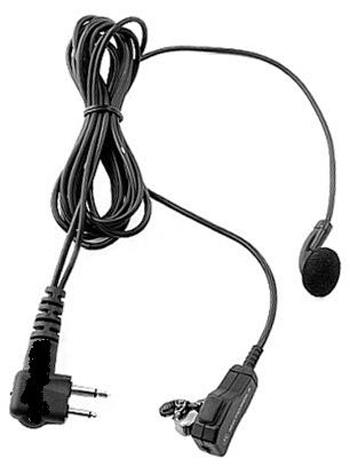 vue du MOTOROLA Micro-cravate avec oreillette mousse (2) CP