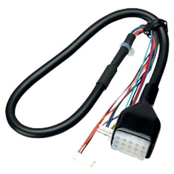 vue du KENWOOD Connecteur câble pour interface extérieure TK-7160