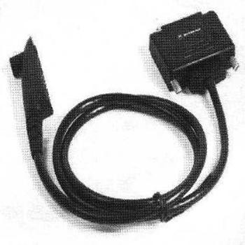 vue du MOTOROLA Câble de programmation sans RIB GP