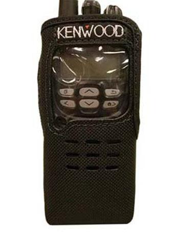 vue du KENWOOD housse nylon sans clavier pour NX200