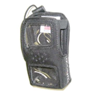 vue du KENWOOD Housse en nylon avec clip ceinture métal TK-2170