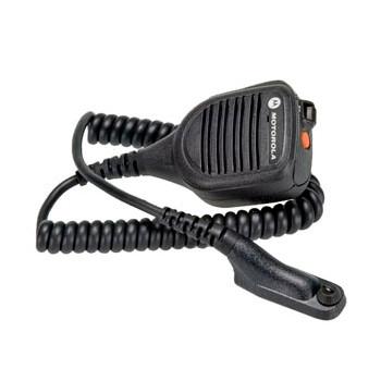 vue du MOTOROLA Microphone / haut-parleur pour série DP4000