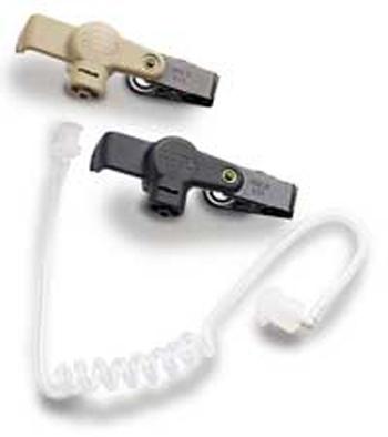 vue du MOTOROLA Micro-oreillette beige avec tube accoustique GP344-388