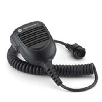 vue du MOTOROLA Microphone pour série DM